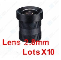 10x 2.8mm Board Lens for CCTV IR Camera CCD F17