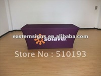 6ft Spandex Table Cover