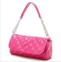 In 2012, new rivet chain oblique bag lady handbag