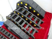 Machine nylon  cable drag  chain