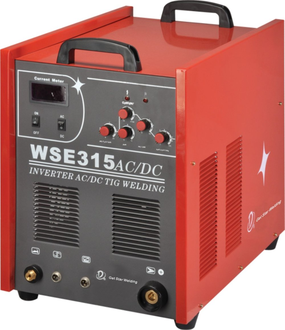WSE Series Inverter Square Wave AC/DC TIG Welding Machine/ shipping free(China (Mainland))