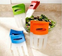 144pcs/72pair (1pair = 2pcs) free shipping salad hands, Dexas Salad Tossing Hands Salad Server as seen on TV