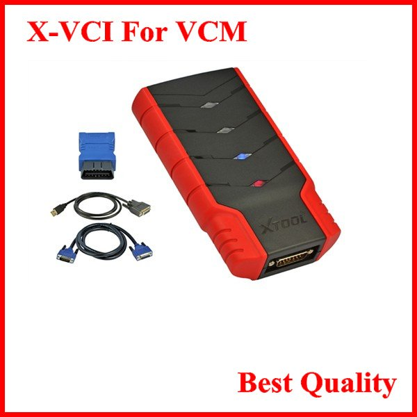 Professional tool X-VCI FORD VCM IDS JAGUAR Land Rover Ford Mazda with New Version(China (Mainland))