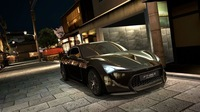 "01 Toyota FT86 Black Car Exhibition Limousine Dream Car Fast Supercar 42"" x 24"" inch ART PRINT Poster"