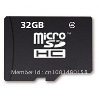 100% Full Capacity 32GB TF/SD Memory Card As Christmas Gift for Free Shipping