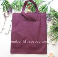 Free shipping Customized Logo Printing non woven bag  32*38*8cm