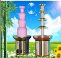 Stainless chocolate fountain machine/kitchen equipment