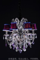 High quality living room luxury chandelier,Top K9 crystal