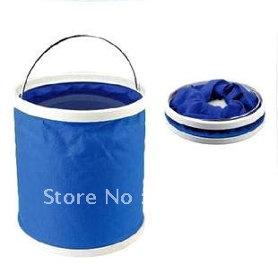 Portable outdoor product camping water bag bladder PVC folding water bladder 9L