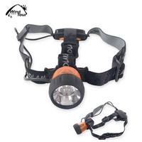 Wind tour explor super bright waterproof 7led caplights emergency light lighting lamp