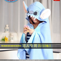 free shipping cos stitch cape derlook cloak blanket autumn