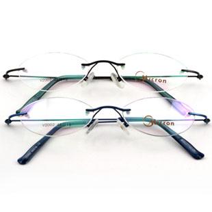 Frameless Glasses Shape : Online Get Cheap Oval Rimless Eyeglasses -Aliexpress.com ...