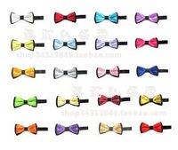 Fashion handsome children tie baby tie turquoise tie work fine