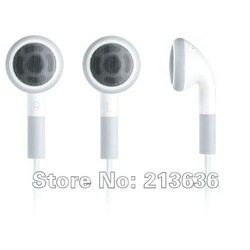 Stereo Ear-bud Earphones for Apple iPod 2nd Generation/CD/MP3/MP4(China (Mainland))