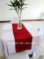 wholesale cheap satin table runner high quality direcly supplied from our factory AT03003