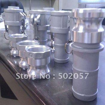 Aluminum industrial hose coupling
