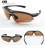 Free Shipping,Moon Outdor Sports Glasses, Polarized Sunglasses,Outdoor Cycling Bike Equipment