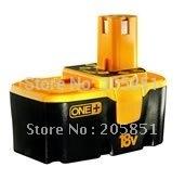 Brand-New Genuine Ryobi BPP-1817M P100 One+ 18V NiCd Battery 2.0Ah