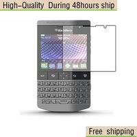 NEW Screen Protector  with Retail Package Clear For BlackBerry 9981 Free Shipping DHL UPS EMS HKPAM CPAM