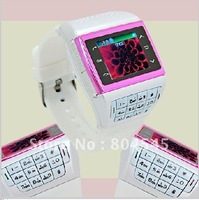 Free Shipping New arrival 2012Mobile phone selling the cheapest watch phone ET-1i