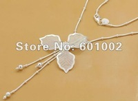 GY-PN522 Free Shipping 925 Silver fashion jewelry Necklace pendants Chains , 925 silver necklace aria jipa rzya
