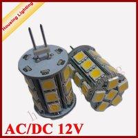 5W 24*SMD5050 G4 LED Spotlight, DC12V, LED Car Light LED Corn Light, 10 pcs/lot , Free Shipping