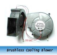 DC Fans 12V 97MM x 97MM X 33 MM Turbine Brushless Cooling Blower Fan