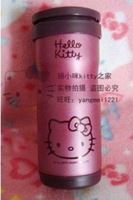 HELLO KITTY stainless steel vacuum cup cartoon travel cup belt tea strainers