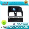 For Volvo XC60 car dvd player with DVD/CD/Mp3/Mp4/USB/IPOD/Dual Zone/GPS! Cheap!