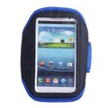 Blue Sports Armband Gym Exercise Case Cover Skin for Samsung Galaxy S3 III I9300 B772(China (Mainland))