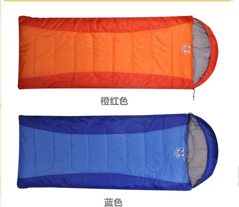 Hot New High Quality Envelope Cotton Sleeping Bag 220x75cm air mattress sleeping bag baby ,sleeping bag(China (Mainland))