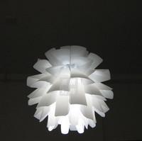 Meiqi lighting pvc apophysis pendant light personalized bedroom lamp restaurant lamp pendant lamp