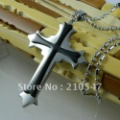 316L Stainless Steel Huge Cross Pendant,316L Stainless Steel Necklaces Pendants For Men 316L Stainless Steel Jewelry DZ335
