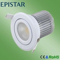 saa approved 10w cob recessed down light