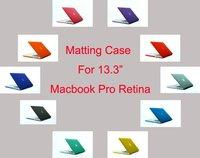 Rubberized Case for Macbook Pro 13 Retina  ,Matte Hard Protective Case For macbook pro retina 13  free shipping