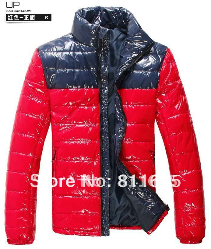 2012 men DuChun qiu dong with what north of cotton-padded clothes M14; Color: army green, black, red, Size: M - XXL(China (Mainland))