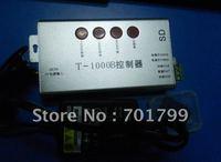 T-1000B,LED sd card pixel controller,AC90-260V input