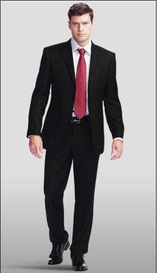 The Newest! Black Designer Suits For Men,Brand Men Suits dress(China (Mainland))