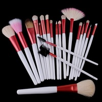 7 Sizes Professional UV Gel Brush Nail Art Painting Draw Brush Free Shipping 7 pcs/set HB4573