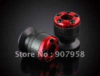 New Motorcycle Carbon fiber Universal Swingarm Spools Slider Fit For Kawasak TA827-5