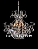 The simplicity of modern crystal lamps bedroom lamps bedroom living room lamp K9 Crystal Chandelier