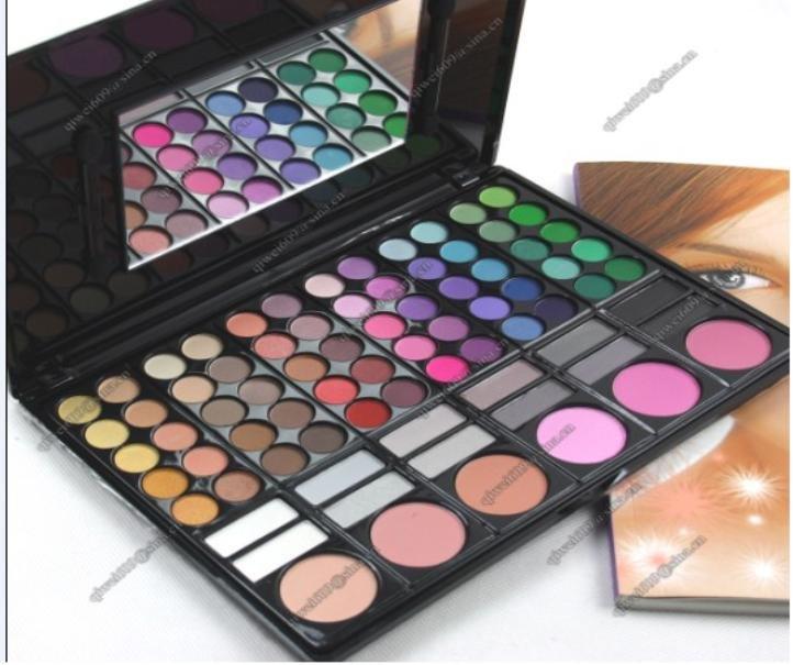 Eye makeup kit