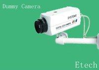 Waterproof IR LED Surveillance Fake Dummy Camera, 1pcs Free Shipping
