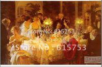 Portrait oil painting0044