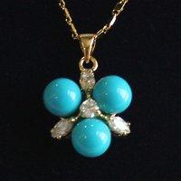 South Seas 10mm diamond turcos sallei pearl pendant gift 37