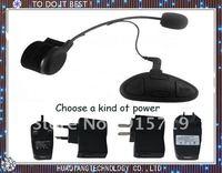 2 pcs/lots motorcycle bluetooth Intercom wireless bluetooth headset Bluetooth 150m Motorcycle Helmet Intercom MP3 / GPS free
