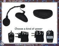 100 pcs/lots Bluetooth Motorcycle/Bike Helmet intercom Headset with 150M by free DHL fedex