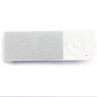 Modern sound card portable card mini speaker mp3 player band radio