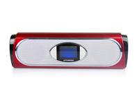 Modern card speaker mini portable small audio fm radio usb subwoofer ix35