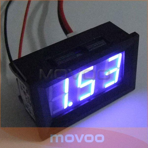 Измеритель величины тока Ammeter DC 0 9.99a DC 0-9.99A Current meter
